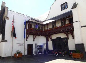 Andernach - Historisches Rathaus