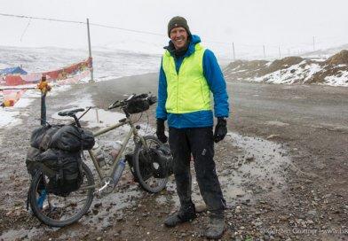 Carsten Grüttner • Tibet per Rad   Köln, 02.11.2017