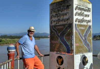 Max Strauß • Nordthailand, Laos | Köln Achterdeck, 27.06.2020