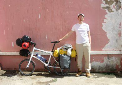 Maxx Bernhardt • Mit dem Fahrrad durch die Mongolei | Norderstedt, 04.05.2018