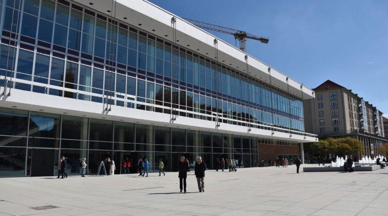 Dresden - Stadtbibliothek