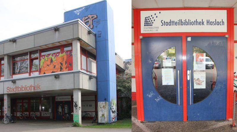 Stuttgart Haslach - Stadtbibliothek