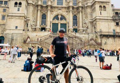 Arnd Hallemeier • Von Köln bis Santiago de Compostela per Rad | Köln, 24.01.2019