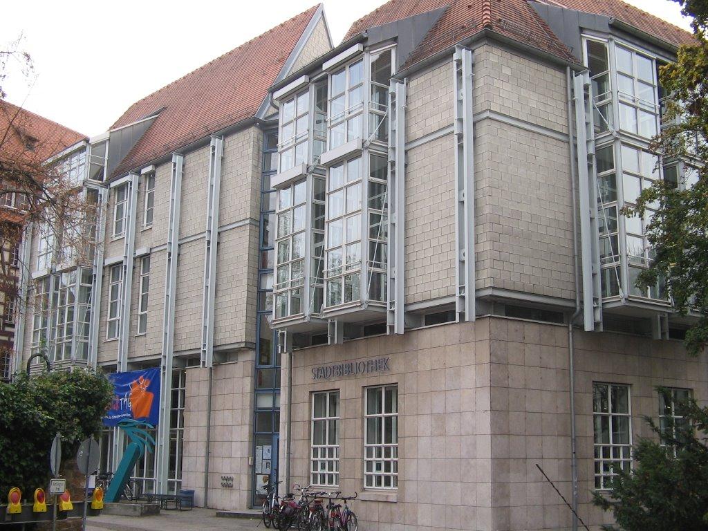 Reutlingen - Stadtbibliothek