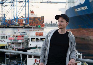 Christopher David • An Bord der schwimmenden Uni | Köln, 12.09.2019