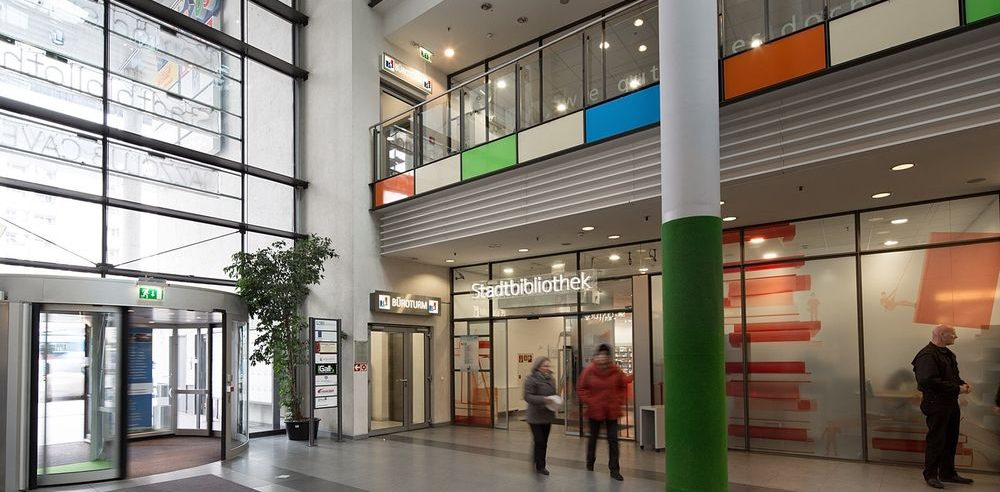 Heilbronn - Stadtbibliothek
