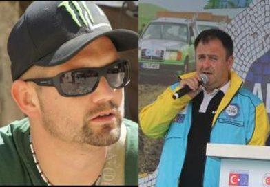 Florian Gehr & Burhan Uzun • Europa-Orient-Rallye | Reutlingen, 06.11.2020